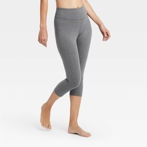 Duo Dry Champion 1/4 Length Leggings